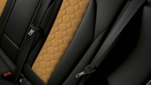 Cinturones de seguridad M.