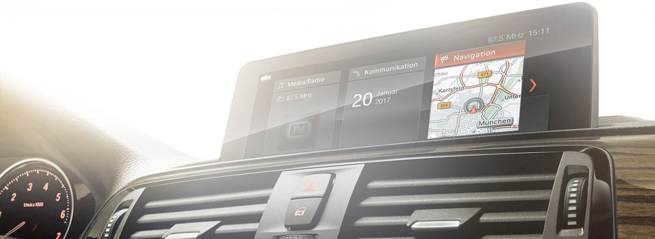 Conectividad BMW Serie 1