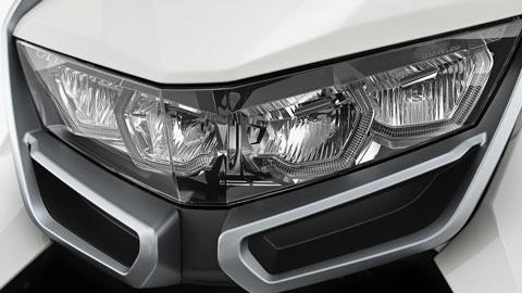 LED para una mayor seguridad visible