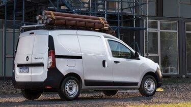 Renault KANGOO se adapta a tu negocio