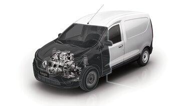 Gran rendimiento en motores de gasolina
