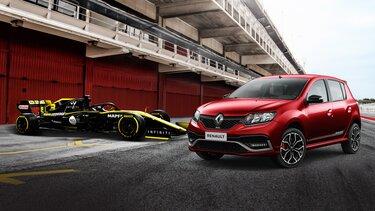 Un Renault con ADN deportivo