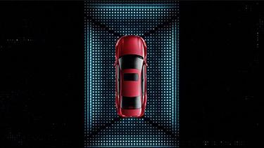 Motor inteligente de visión periferica