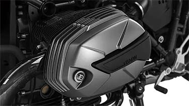 Motor boxer de dos cilindros