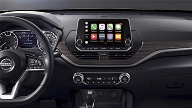 Apple CarPlay® y Android Auto