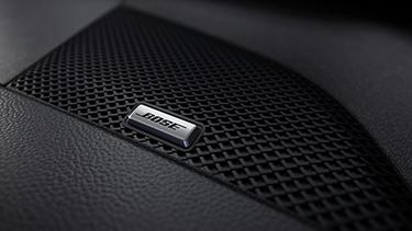 Sistema de audio premium Bose® de 9 bocinas