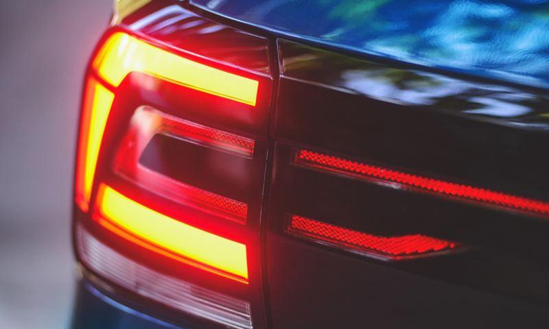 Calaveras con iluminación en tecnología LED