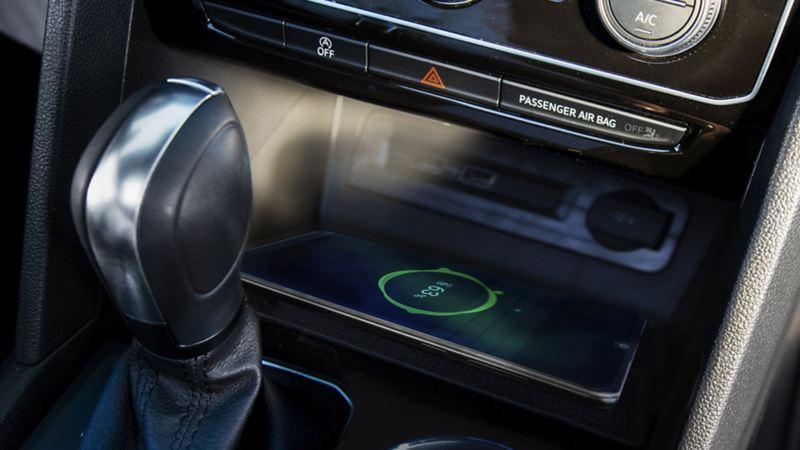 Cargador inalámbrico para smartphone