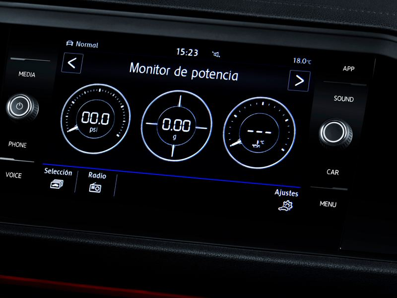 Monitor de potencia