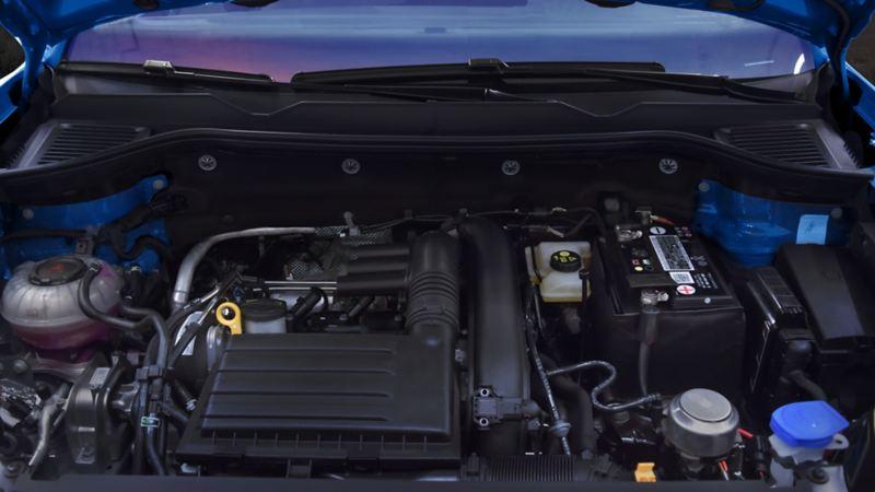 Motor 1.4 L TSI 150 Hp y 250 Nm de torque